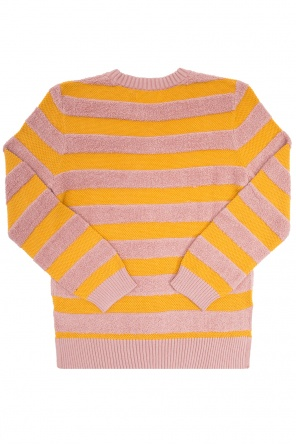 Sweter w paski od Stella McCartney Kids