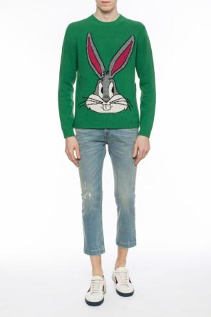 'bugs bunny' sweater od Gucci