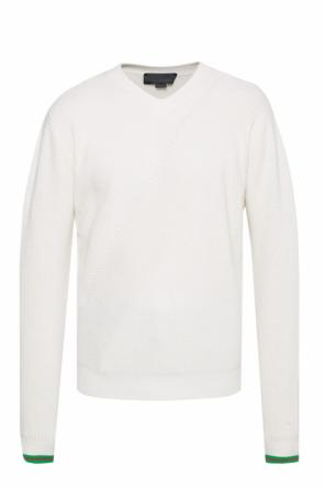 Ribbed v-neck sweater od Stella McCartney