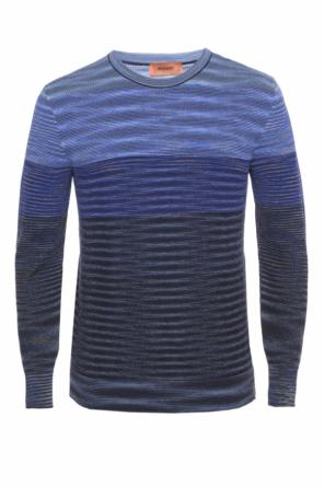 Striped sweater od Missoni