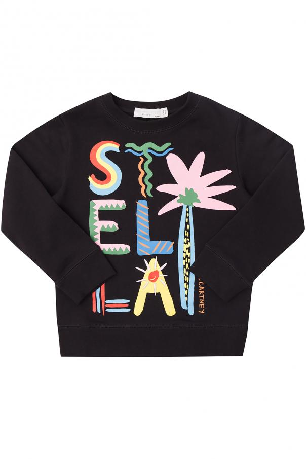 Printed sweatshirt od Stella McCartney Kids