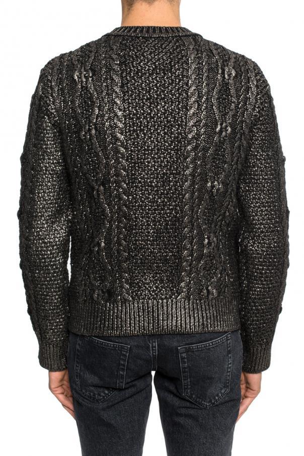 1f896e3f55334 Wool sweater Saint Laurent - Vitkac shop online