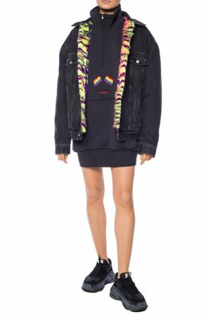 Embroidered sweatshirt od Balenciaga
