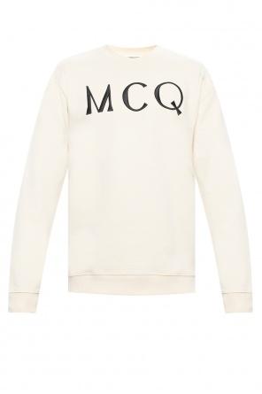 Logo sweatshirt od McQ Alexander McQueen