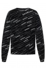 Embroidered sweater od Balenciaga