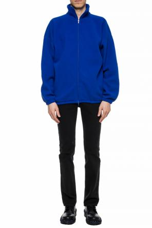 Sweatshirt with standing collar od Balenciaga