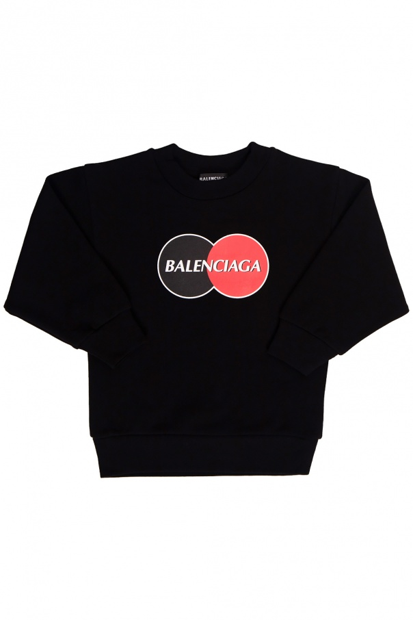 Balenciaga Kids Sweatshirt with logo