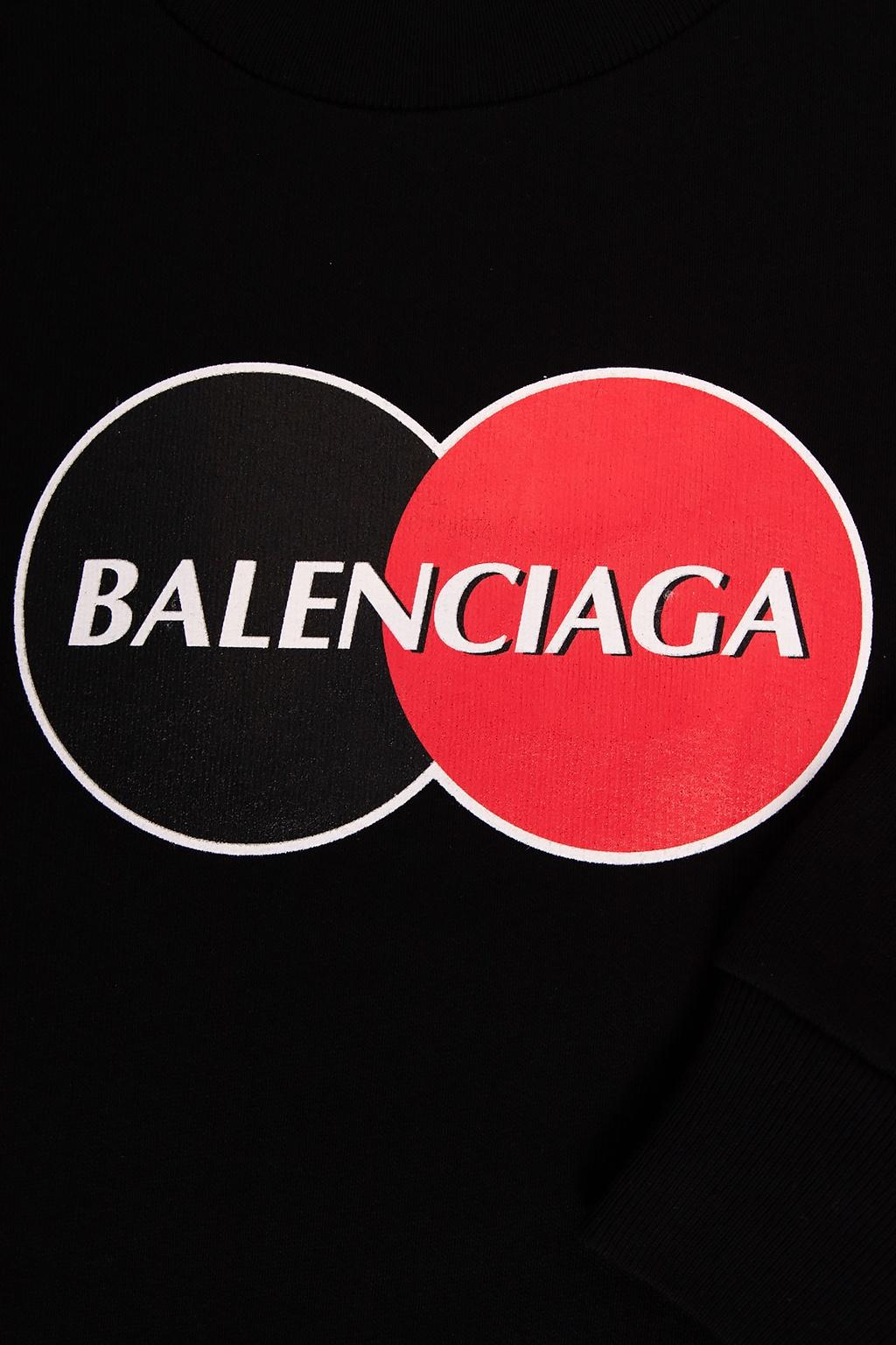 Balenciaga Kids 运动衫