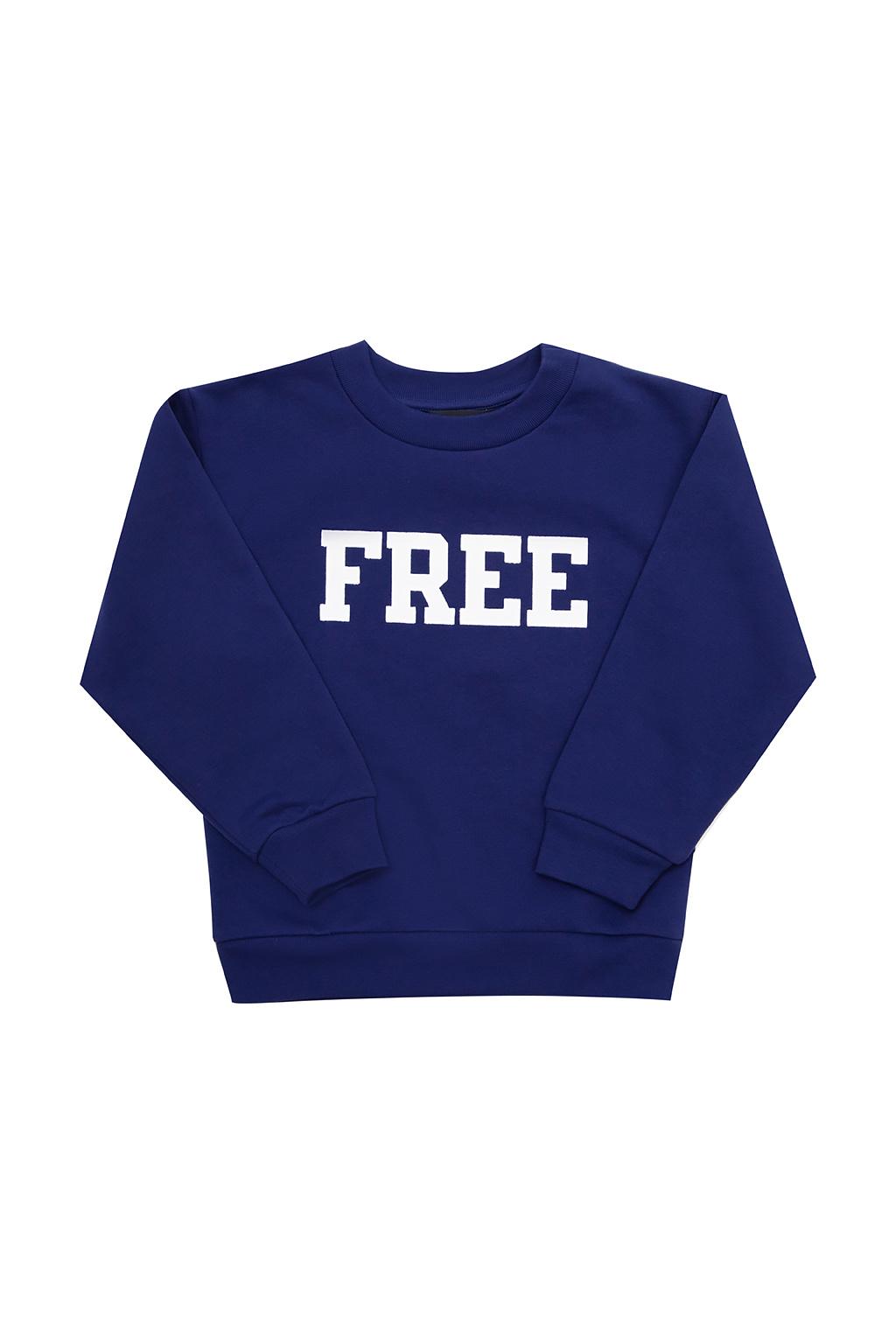 Balenciaga Kids 装饰运动衫