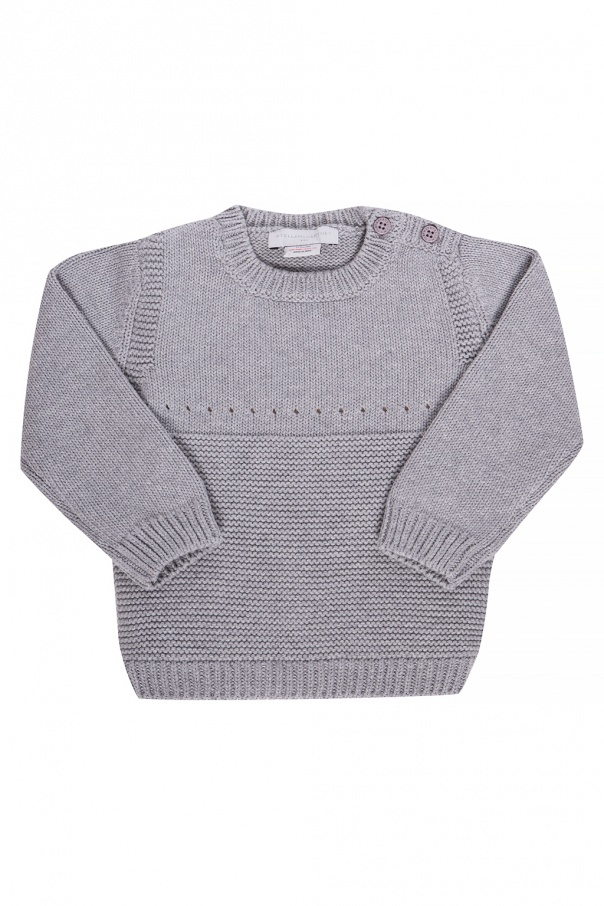 Stella McCartney Kids Rabbit motif sweater