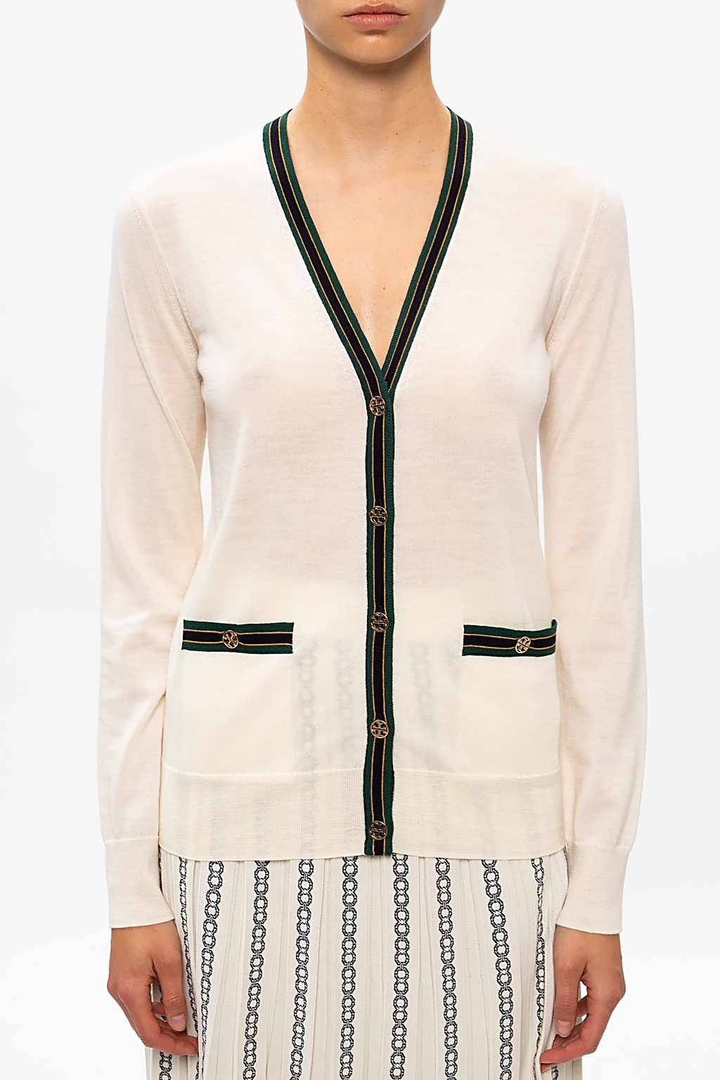 Tory Burch Cardigan with pockets