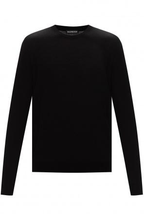 Sweater with logo od Balenciaga