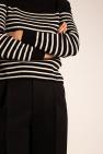 Saint Laurent Striped sweater