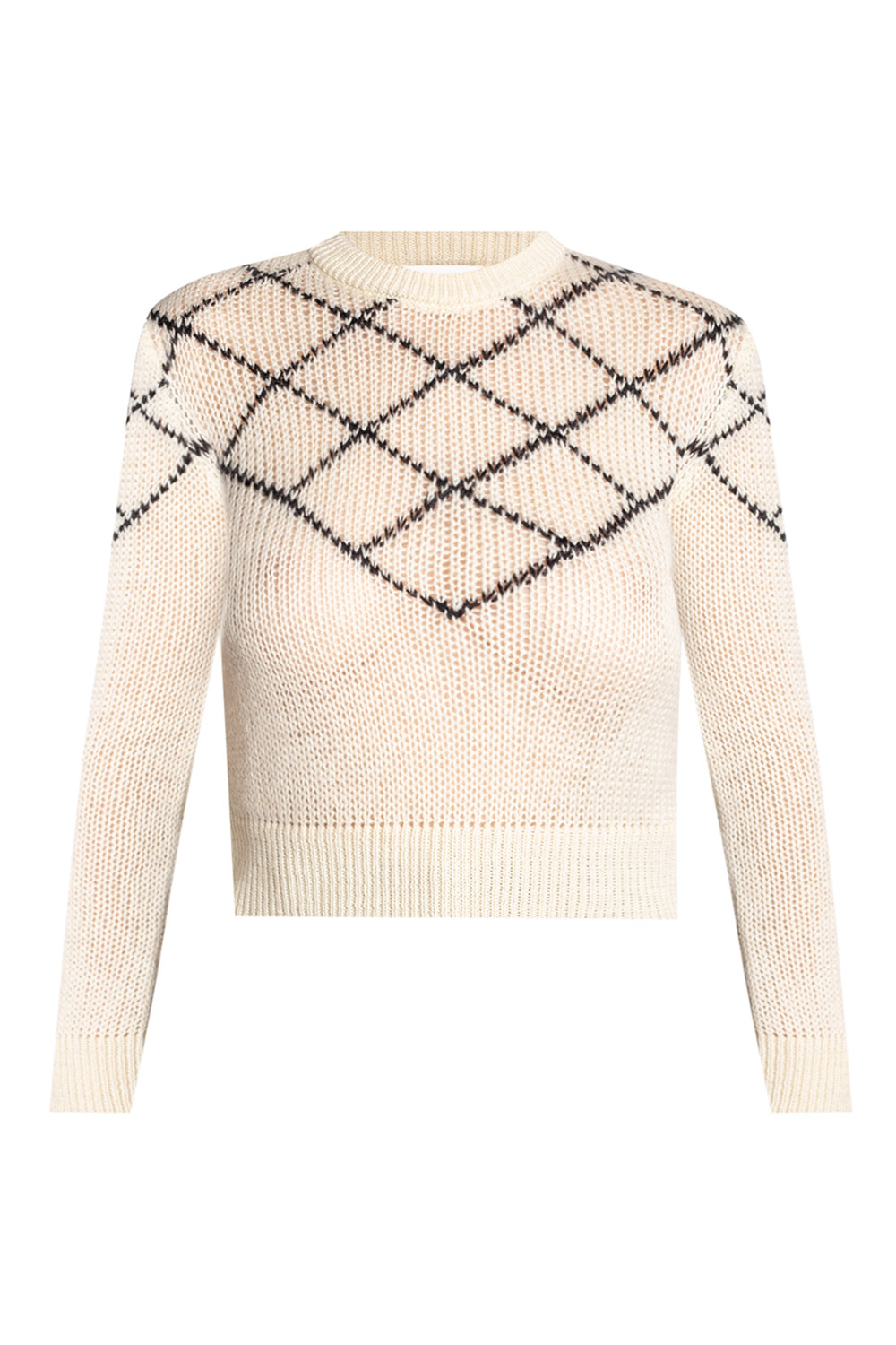 Saint Laurent Knitted sweater
