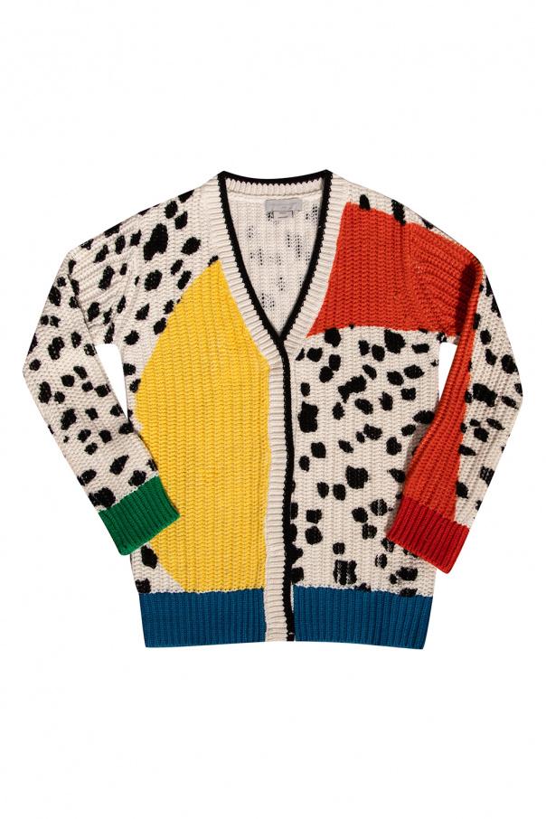 Stella McCartney Kids Knitted cardigan