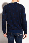 Alexander McQueen Sweter z motywem czaszki