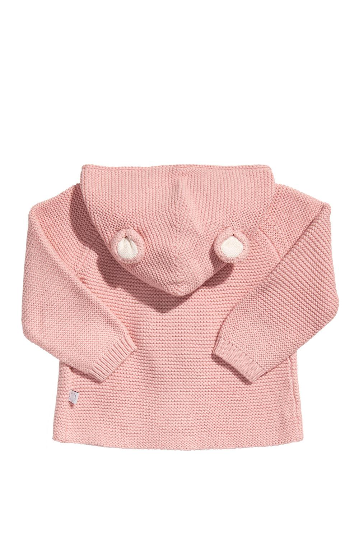 Stella McCartney Kids Hooded cardigan