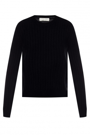 Striped cashmere sweater od Bottega Veneta