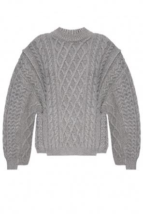 Cable-knit sweater od Stella McCartney