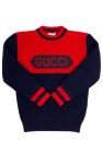 Gucci Kids Sweater with logo