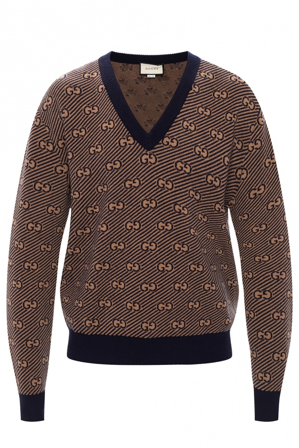 Gucci Logo sweater