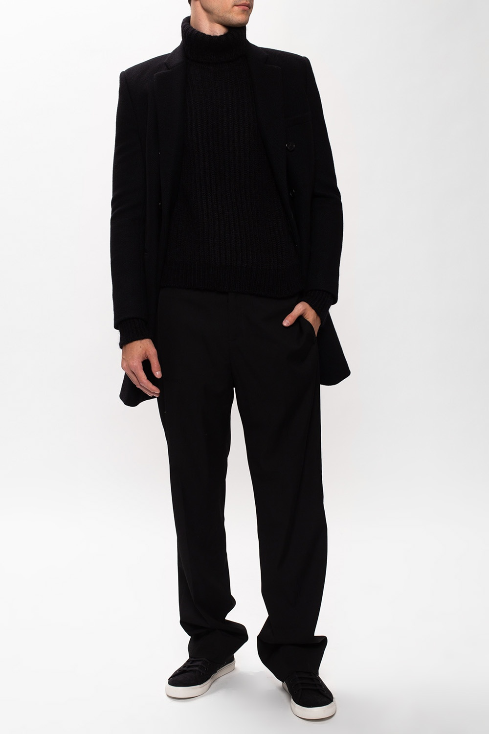 Saint Laurent Roll neck sweater