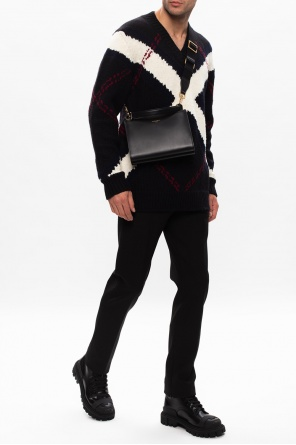 Knitted sweater od Alexander McQueen
