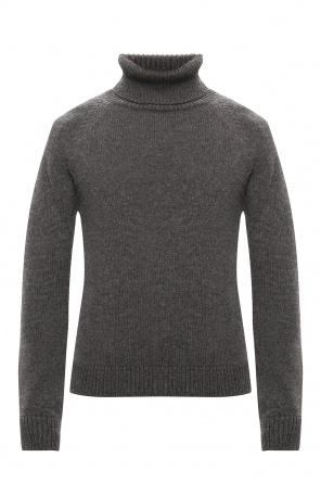 Turtleneck sweater od Saint Laurent