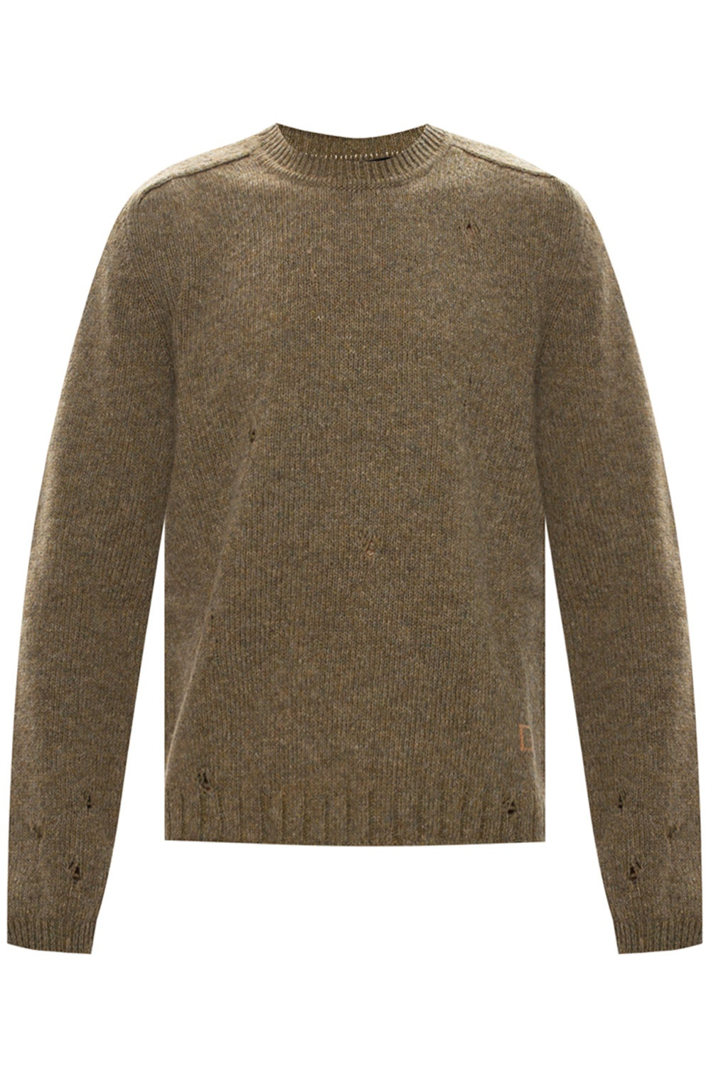 Gucci Sweater with distinctive holes