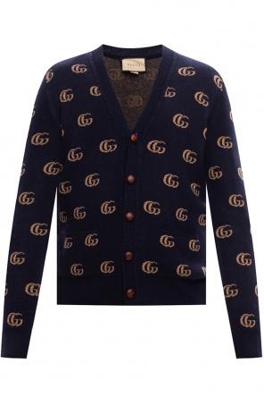 Wool cardigan od Gucci