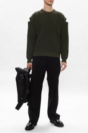 Woven sweater od Bottega Veneta