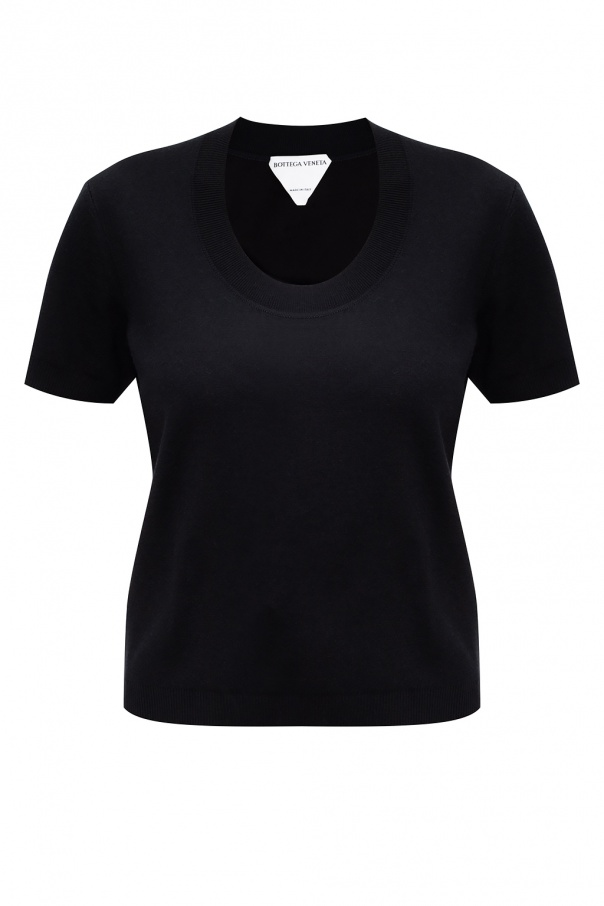 Bottega Veneta Short sleeve sweater