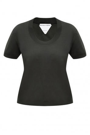 Short sleeve sweater od Bottega Veneta