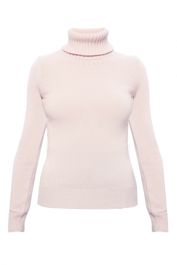 Alexander McQueen Cashmere turtleneck sweater