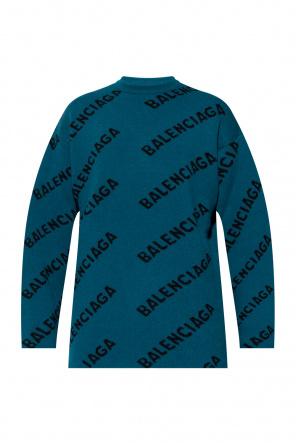 Wool sweater od Balenciaga
