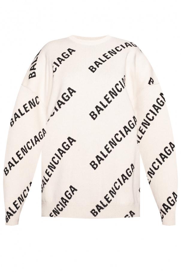 Balenciaga Sweater with logo