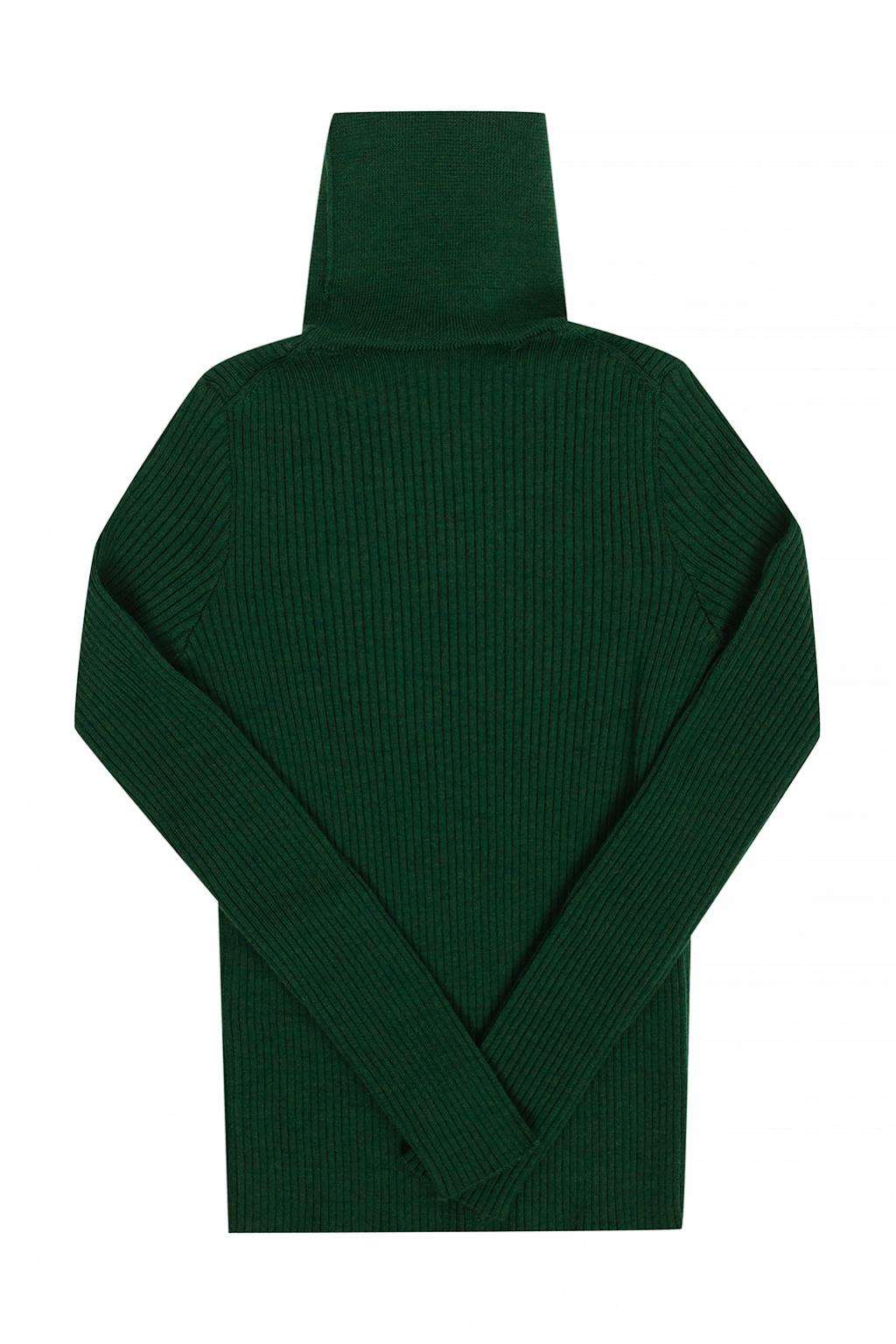 Gucci Kids Wool turtleneck sweater
