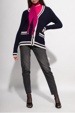 Cashmere cardigan od Saint Laurent