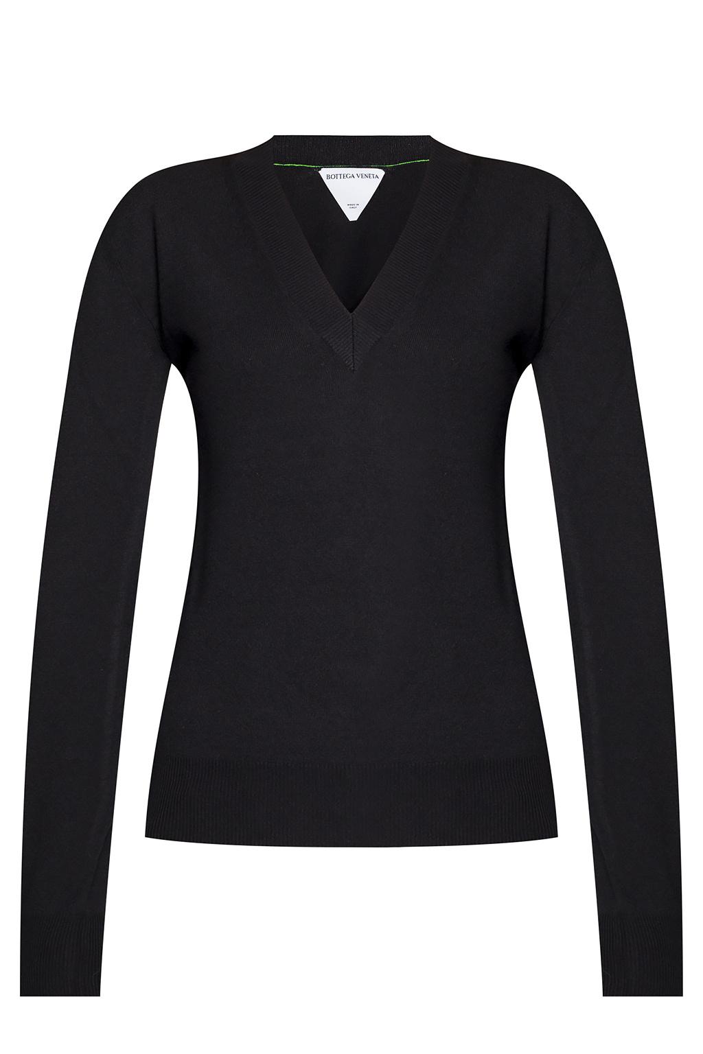 Bottega Veneta V-neck sweater