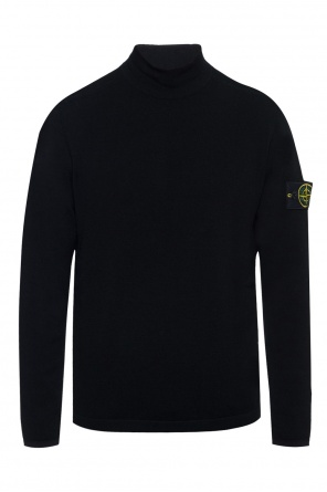 Turtleneck sweater od Stone Island