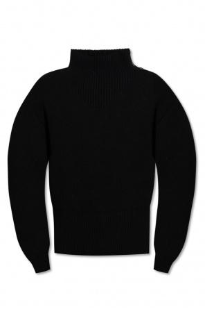 Button-up sweater od Bottega Veneta