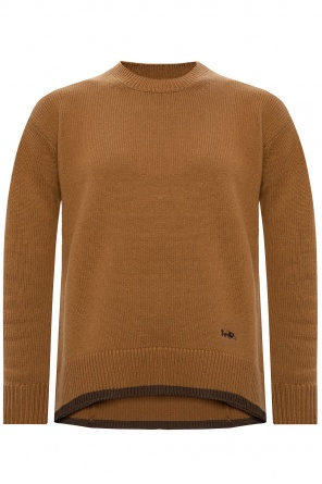 Sweater with logo od Coach