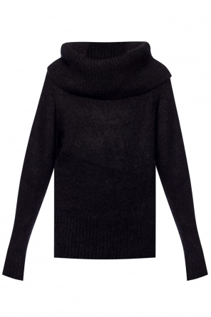 Sweater with denuded shoulders od Emporio Armani