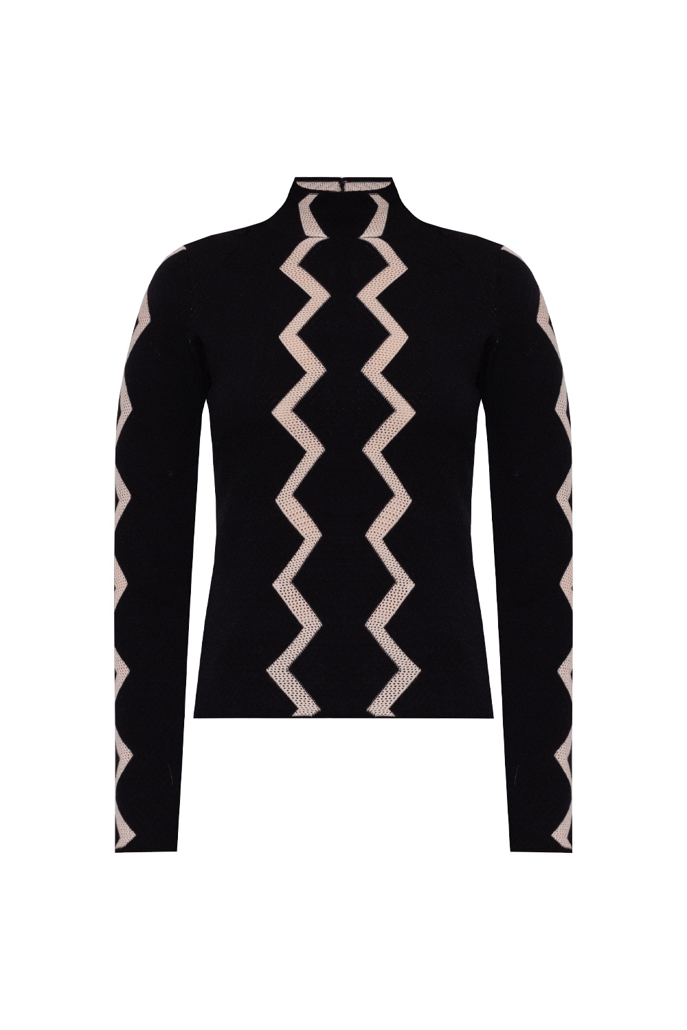 Emporio Armani Sweater with stitching details