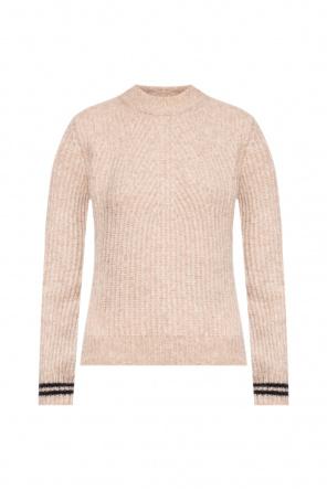 Rib-knit sweater od Emporio Armani