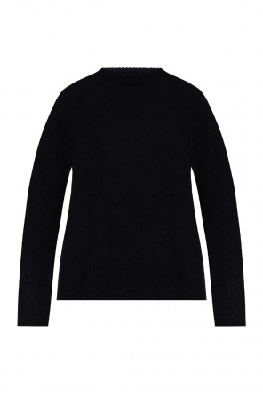 Sweater with standing collar od Emporio Armani