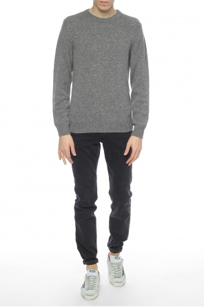 Sweater with elastic trims od Emporio Armani