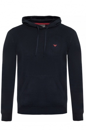 Hooded sweatshirt od Emporio Armani