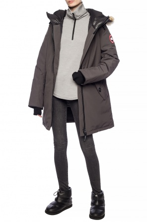 Sweater with side slits od Canada Goose
