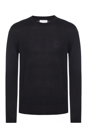 Cashmere sweater with logo od Burberry